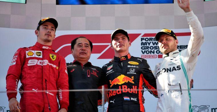 Mika Hakkinen: Geweldig om Honda weer bovenaan het podium te zien