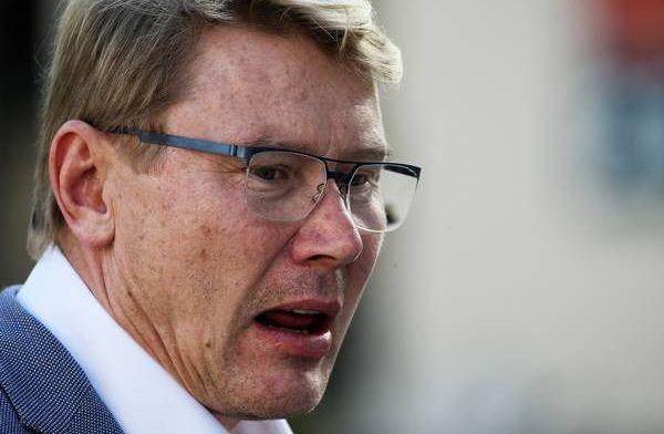 Hakkinen over incident Oostenrijk: Duidelijk voorbeeld hard, maar netjes racen