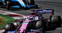 Image: Perez frustrated with P11 but it was 'reality of our speed'