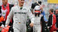 Image: Watch: Michael Schumacher wins the British Grand Prix in the pits!