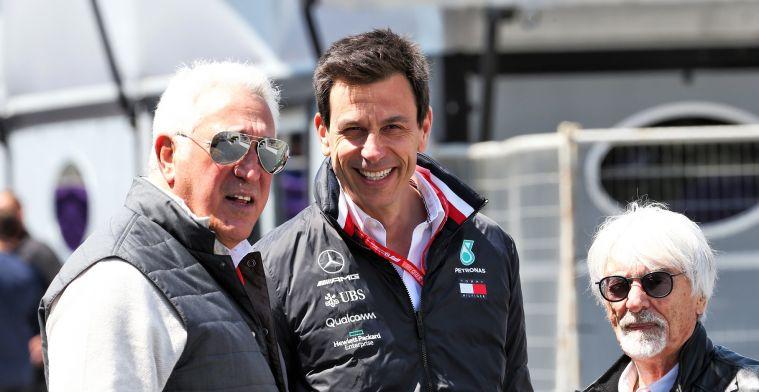 Toto Wolff reageert op de Formule 1-plannen van Bernie Ecclestone in Oostenrijk!
