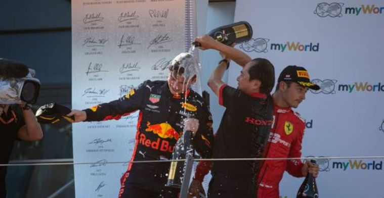 Palmer: Stewards made the correct decision regarding Verstappen and Leclerc