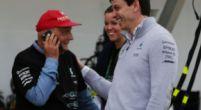 "Afbeelding: Toto Wolff mist 'super vriend' Lauda: ""We hebben samen gelachen en gehuild"""