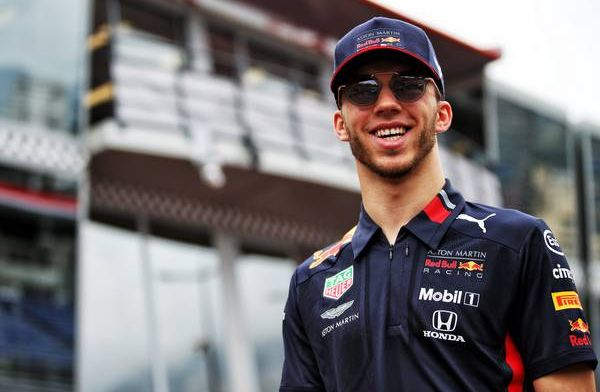 Horner on Gasly's future at Red Bull: He is a quick driver