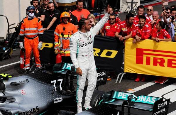 Hamilton expects Mercedes issues in Austria to reoccur at hot Grand Prix's