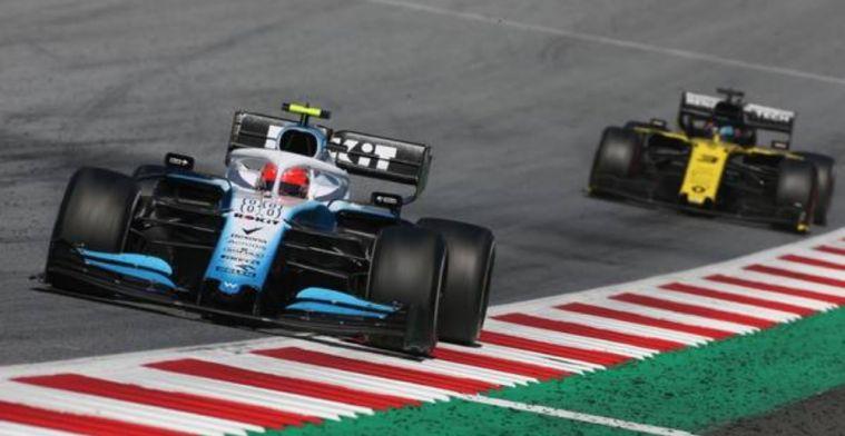 Kubica sponsors deny sponsorship limitation amid departure rumours