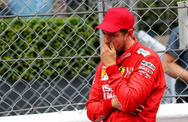 Binotto isn't blaming Vettel for mistakes made this year