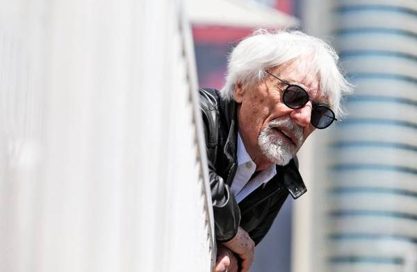 Ecclestone wants teams drivers to make a decision about tyres