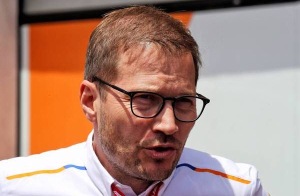 Andreas Seidl believes McLaren must take risks to take the battle to Red Bull