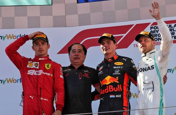 Leclerc: It would be fantastic to fight Verstappen for Formula 1 title