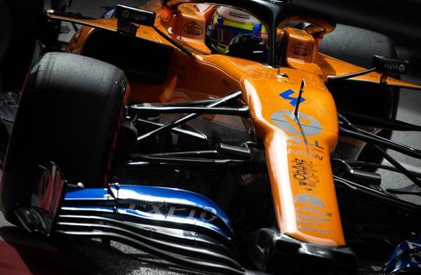 Lando Norris is gaining more confidence after each Grand Prix