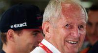 """Afbeelding: Grijnzende Marko: """"Ik zei toch dat Max Verstappen de nieuwe Ayrton Senna was?"""""""