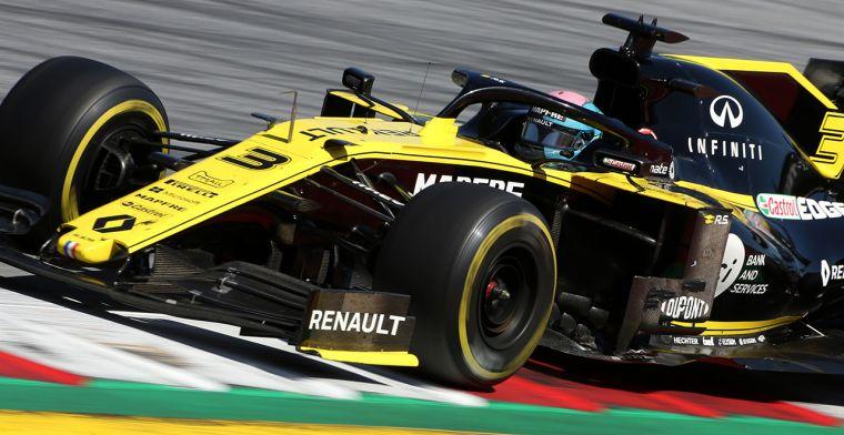 Renault mikt op kampioenschap in 2021