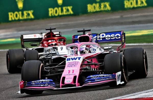 Racing Point still hurt by Force India past