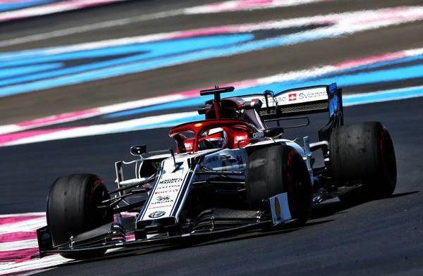 Alfa Romeo targeting McLaren at British GP