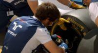 Afbeelding: KIJKEN Motorheld Guy Martin maakt kennis met Formule 1 pitstops