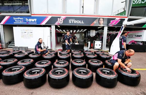 Formula 1 teams against multiple tyre suppliers