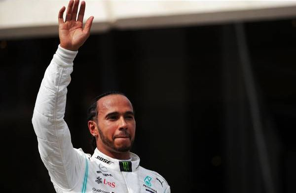 Not while I'm here. I'll fight for it - Hamilton says on Silverstone future