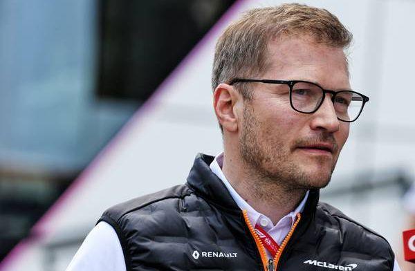 Seidl reveals McLaren began work on 2020 car long ago