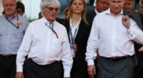 "Image: Bernie Ecclestone ""would take a bullet"" for Vladamir Putin"