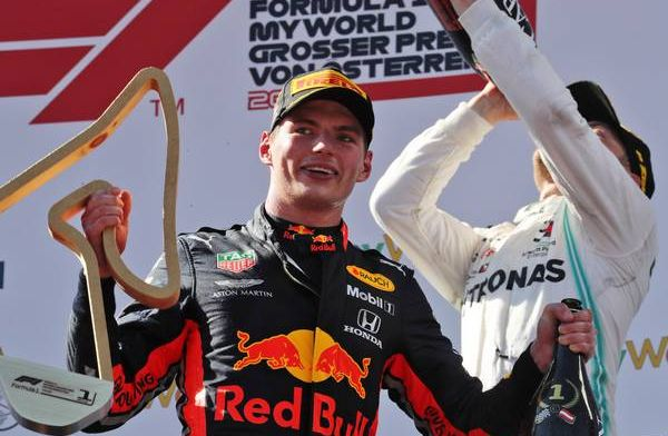 Verstappen a different level of maturity since Ricciardo departure