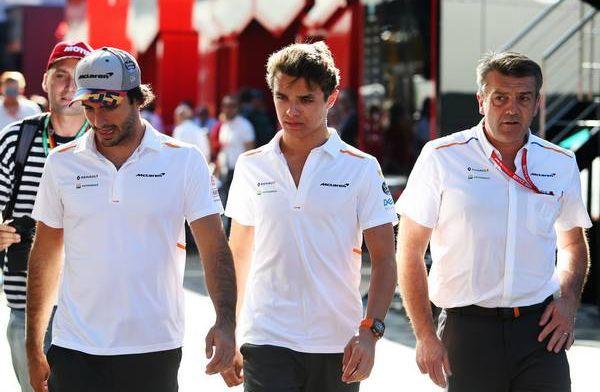 Lando Norris and Carlos Sainz confirmed as McLaren 2020 drivers