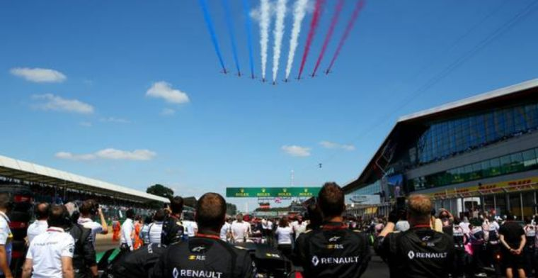 Silverstone deal agreed until 2024!