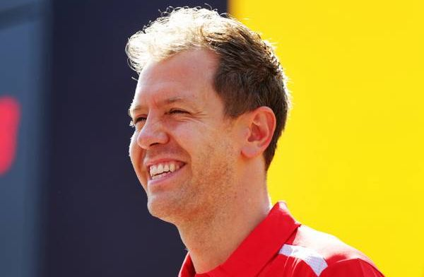 Vettel: There's something special about racing at Silverstone