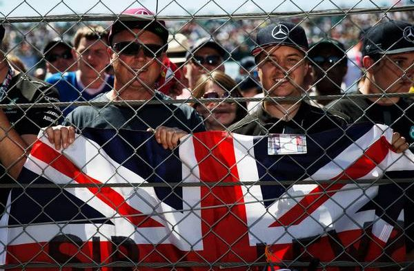 How did the F1 teams react to Silverstone's new five-year deal?