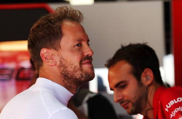 Binotto says Vettel is very important to his plans