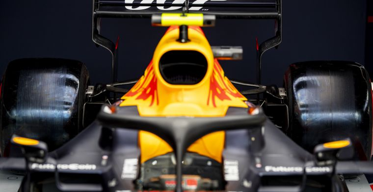 Red Bull to use 007 livery at British Grand Prix