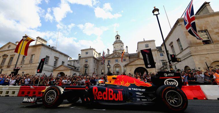 Horner voorstander komst GP Londen, noemt deal met Zandvoort als voorbeeld