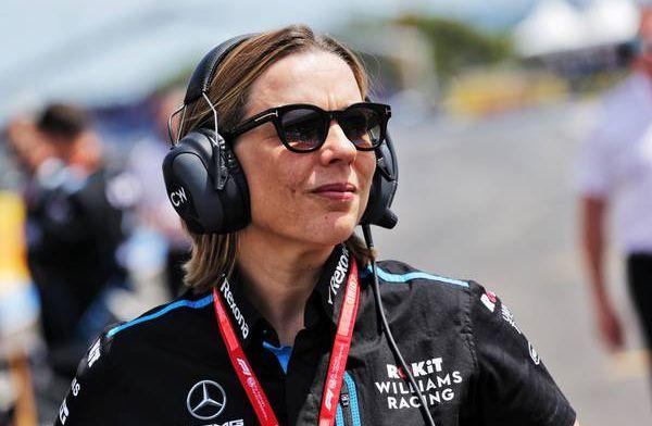 Claire Williams is zeker: Robert Kubica blijft bij ons rijden