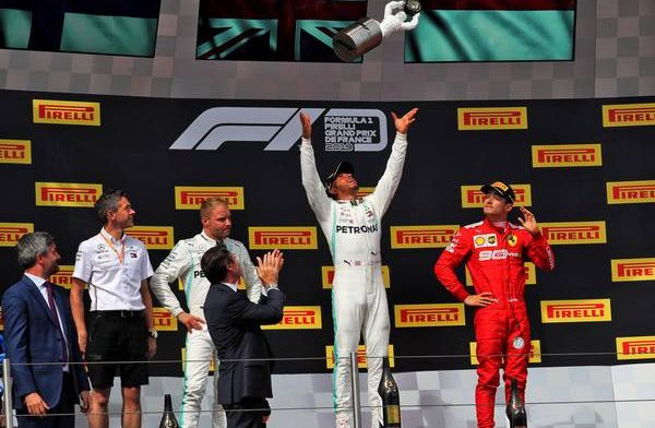 Hamilton is prepared for a serious fight during 2019 British Grand Prix