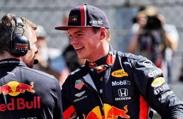Christian Horner: Max is beter geworden sinds vertrek Daniel Ricciardo