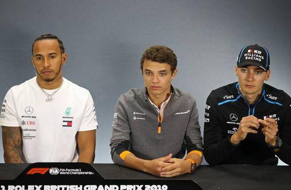 Britse coureurs reageren op contractverlenging Formule 1 van Silverstone