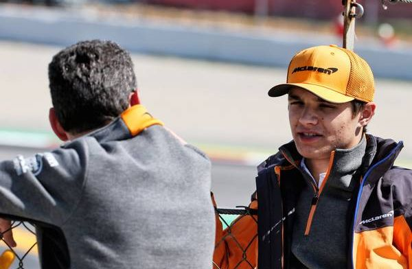 Lando Norris says McLaren is aiming for P3 after positive start to F1 season