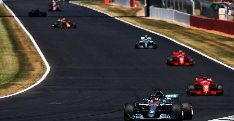 Voorbeschouwing GP Groot-Brittiannië: Lage temperaturen voordeel voor Mercedes?
