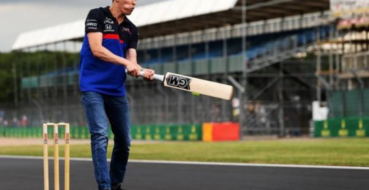 Kvyat to wait for the right moment on Gasly situation