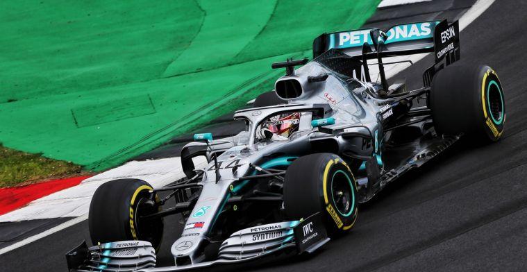 Nieuwe MGU-K voor Hamilton en Vettel op Silverstone