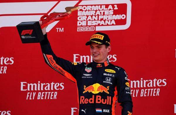 Red Bull pushed Honda for more power reveals Max Verstappen