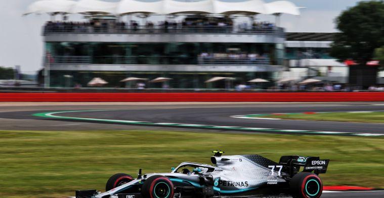 Samenvatting VT2 GP Groot-Brittannië: Mercedes trapt door, Verstappen op P7