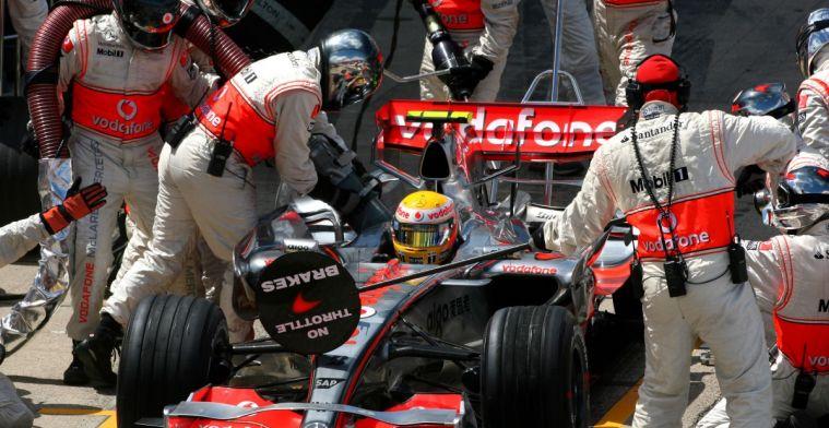FIA stelt voor om vanaf 2021 weer te tanken tijdens races