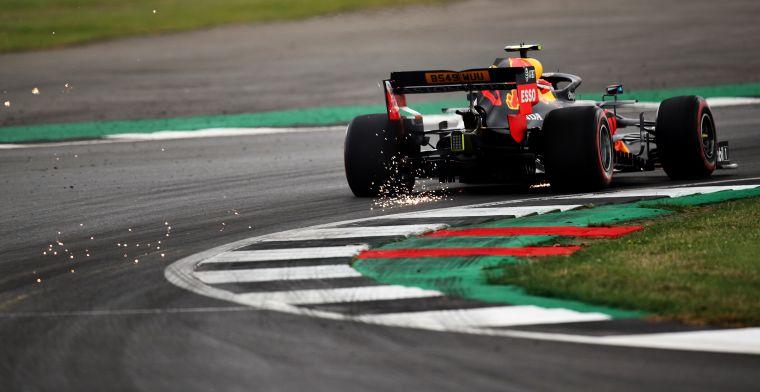 Samenvatting VT1 GP Groot-Brittannië: Verstappen knap P3, Gasly (echt) het snelst!