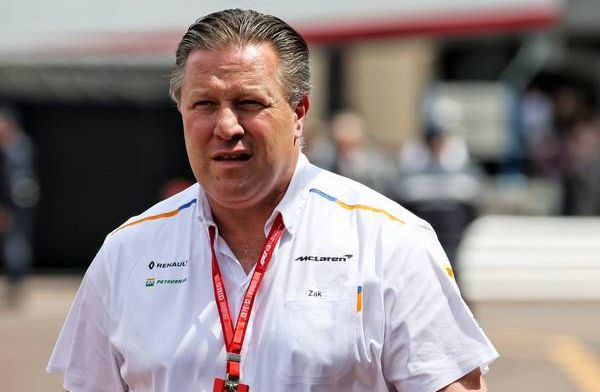 Zak Brown on Formula 1: We need to be putting on a better show for the fans