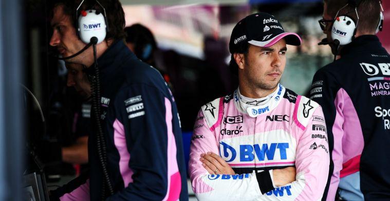 Perez is blij dat Verstappen geen penalty heeft gekregen in Oostenrijk
