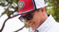 Afbeelding: Kimi Raikkonen zorgt voor rode vlaggen in VT1, maar duwen? Ho maar!
