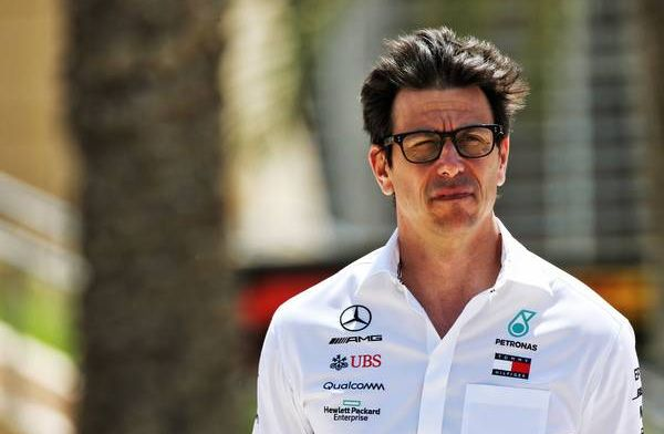 Wolff surprised by Ferrari pace in qualifying!