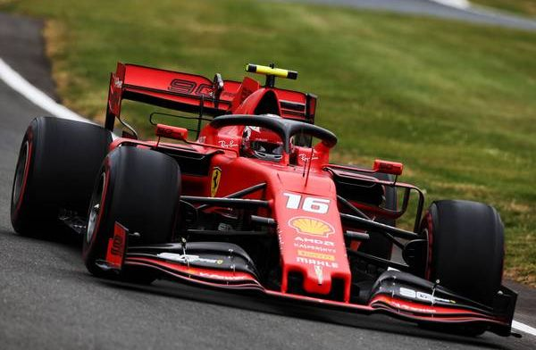 Charles Leclerc: Third place is the best we could have done today