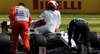 Afbeelding: Kimi 'geen idee' wat er met zijn motor gebeurde